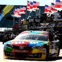 NASCAR Sprint Series Charlotte Motor Speedway 2014