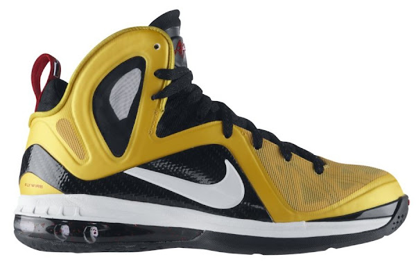 Release Reminder Nike LeBron 9 PS Elite 8220Taxi8221