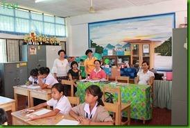 โรงเรียนบ้านหนองตาไก้ตลาดหนองแก11วิชาการ ระดับศูนย์ 2554