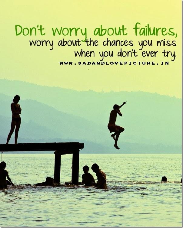 sad quotes about failure quotesgram