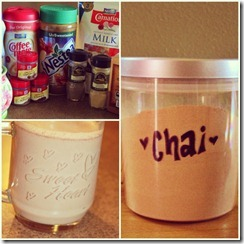 chai mix DIY