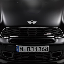 Mini Goes All Dark Knight with Limited Edition Countryman and Paceman