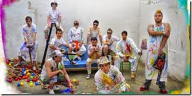 Los Caligaris en pepsi Center en Mexico  2015 boletos ya a la venta