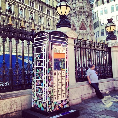 BT Artbox 15 - Fred Butler - Mobile Phone