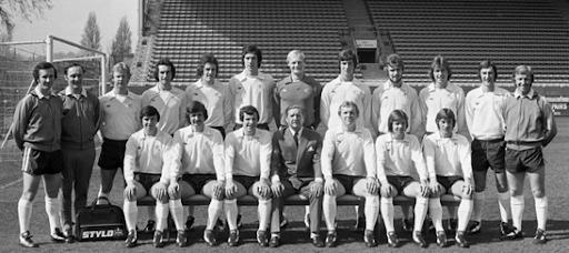 Elenco do Fulham na temporada 1974/75