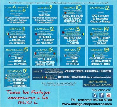 Málaga Carteles 2012 001