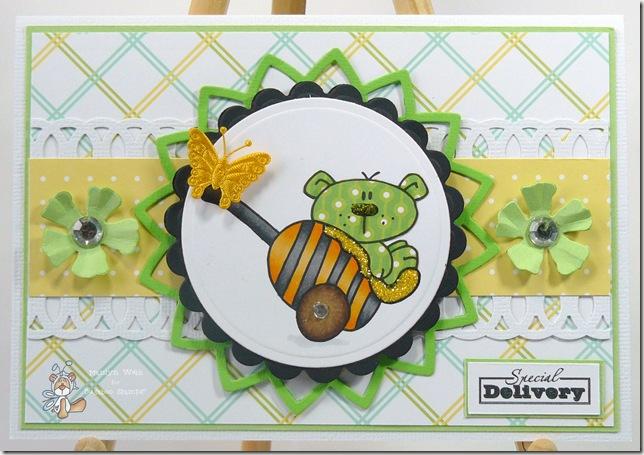 Bear - Honey Stroller