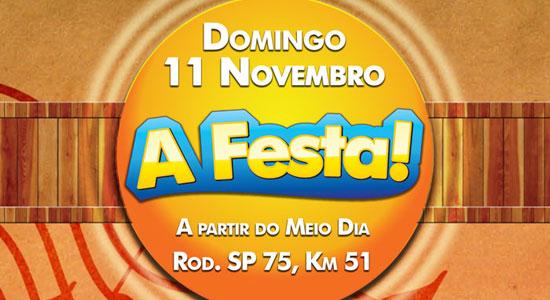 A Festa Indaiatuba - 11 de Novembro