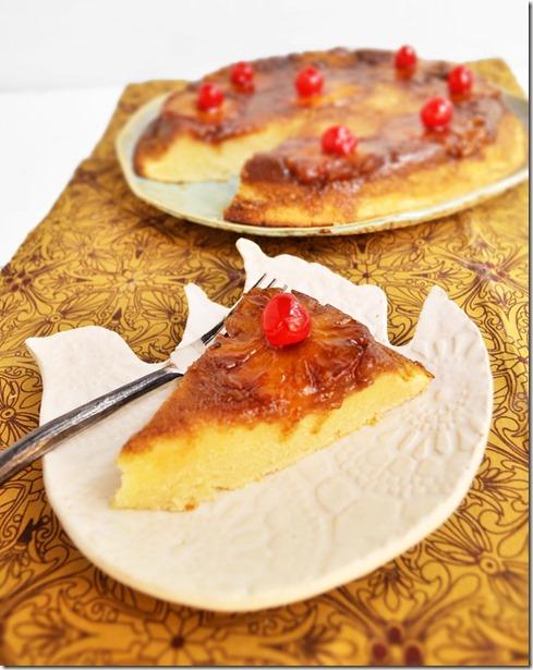 Pineapple cake 2