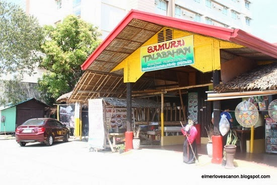 Isa Pang Rice Samurai Talabahan Iloilo City