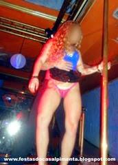 Stripper Rafael Azeredo e Sra Geromim