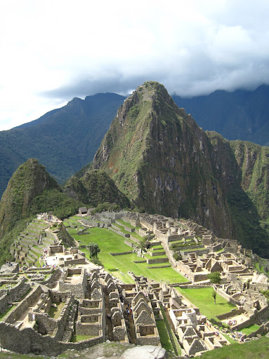 "The ""classic"" Machu Picchu shot"