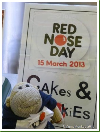Red Nose Day 2013.