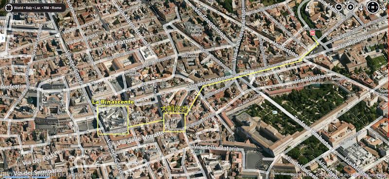 羅馬噴水池與百貨公司.fw
