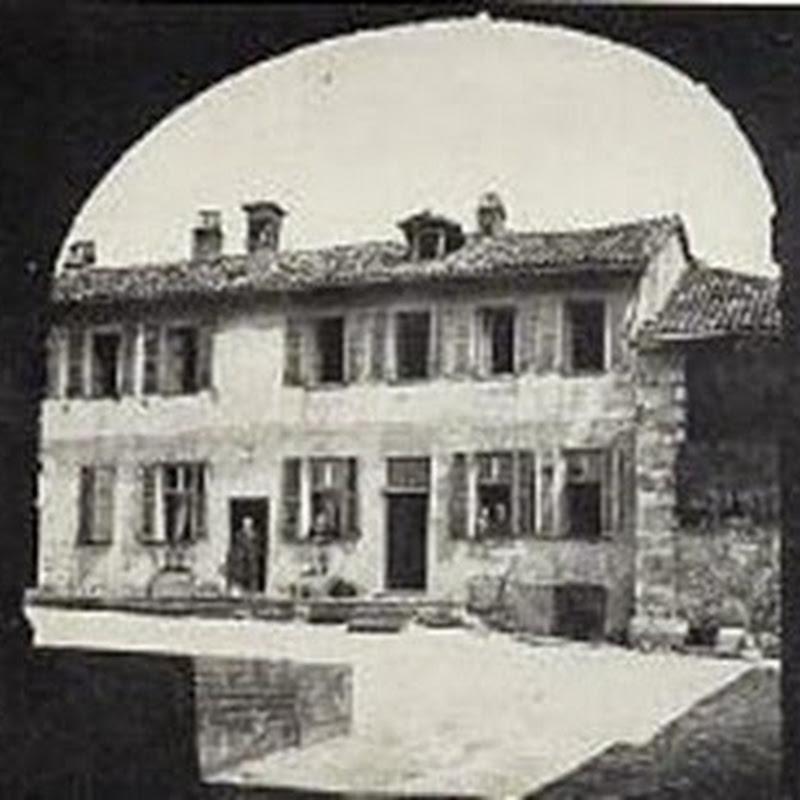 L'ottocentesca casa natale di Pietro Badoglio è stata trasformata in museo.