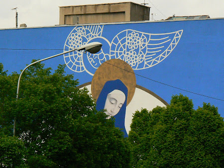 Sights of Teheran: Paintings of the Virgin Mary