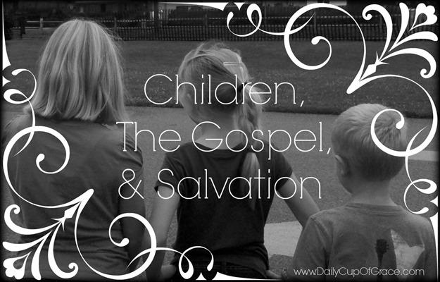children gospel salvation
