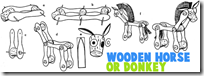 wooden-horses-donkeys