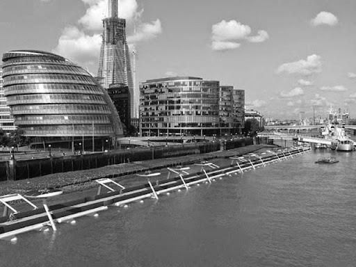 Londra'dan Bisiklet Yolları İçin İnovatif Çözüm