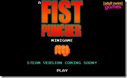 first puncher Streets Of Outrage