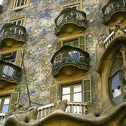 37.- Gaudí. Casa Batlló