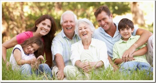 tempo para a família