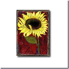vanfleetstreetdesign sunflower