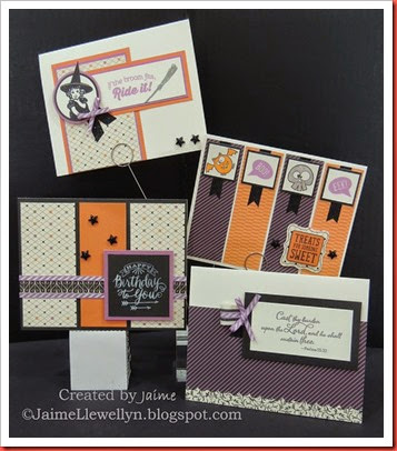 Cards - CTMH Scaredy Cat (1) - Smaller