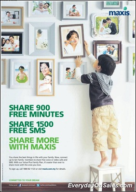 maxis-family-package-2011-EverydayOnSales-Warehouse-Sale-Promotion-Deal-Discount