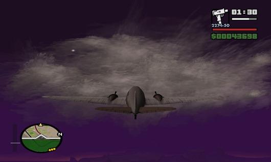 Ah no, que el muro ya ha caído... ¡Da igual, sigue siendo mejor que volar con el Dodó!
