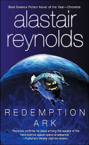 Alastair Reynolds Redemption Ark