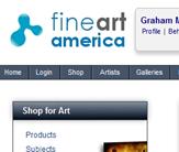 fine art america artists