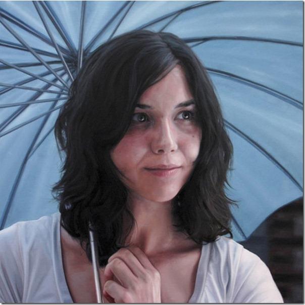 Pinturas realistas por Joe Simpson (9)