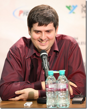 Peter Svidler, Russia