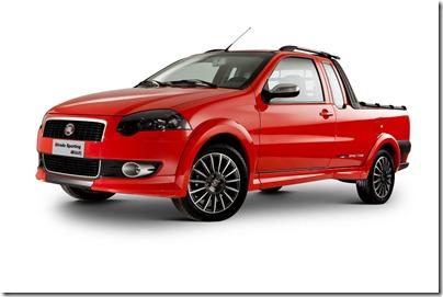 Picape Fiat Strada 1.8