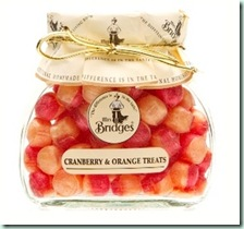 mrs bridges cranberry and orange treats