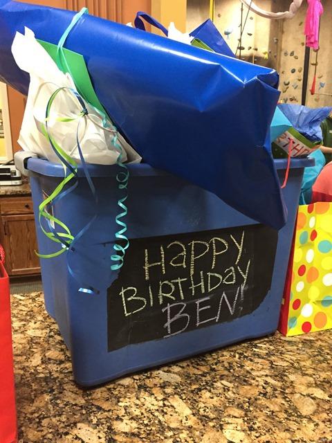 Ben's Birthday Party - Upper Limits 082
