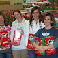 WBFJ - 2013 Operation Christmas Child NWNC Piedmont Collection Site - Pinedale Christian Church - WS
