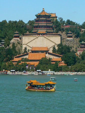 Travel to Beijing: The summer palace