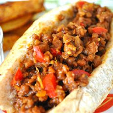 Vegetarian Sloppy Joe's