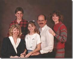 Bell Fam c. 1988