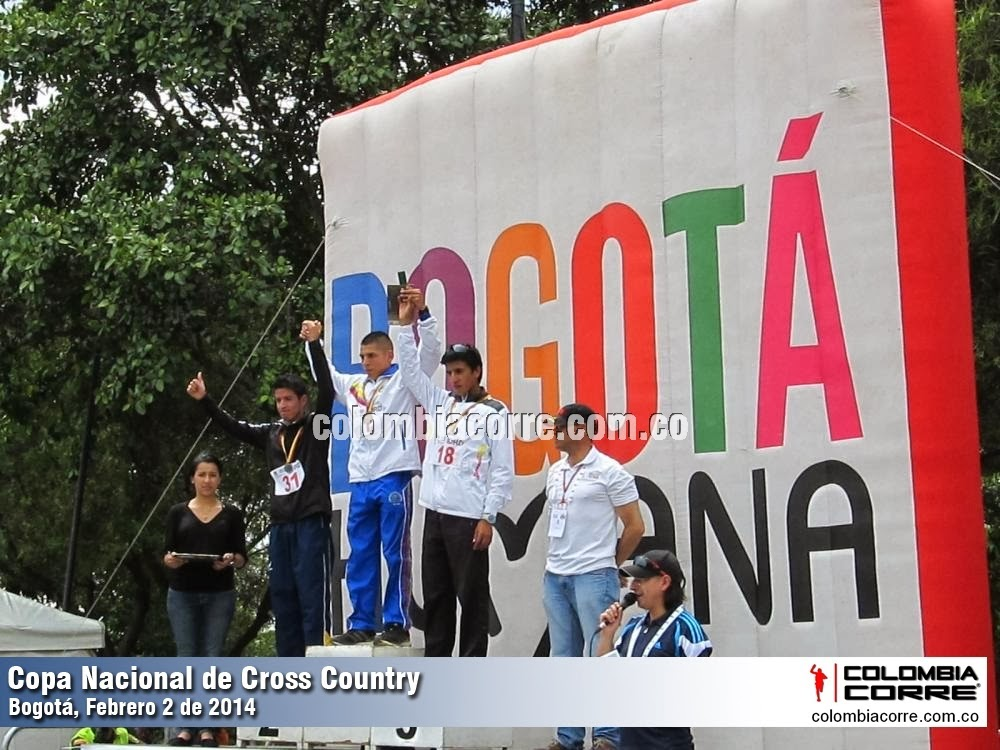 Cross Country Bogota 2014