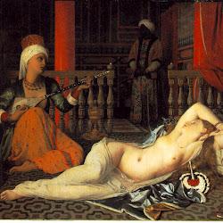 Ingres, Odalisque with Slave 1840.jpg