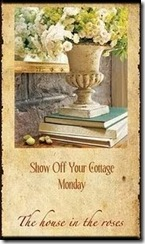 Show off Your cottage Monday