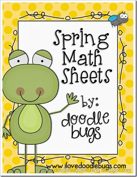 springmathsheets