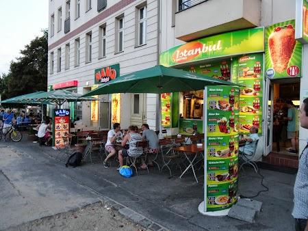 Restaurante turcesti Berlin
