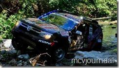 Dacia Duster Balkan Bresau Rally 2012 12