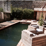 Piscine bois © Modern Pool
