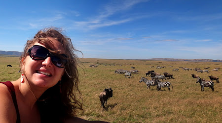 Iunia Pasca: Safari in Africa