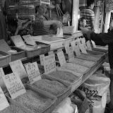 Shanghai - Pets market - Etal de graines